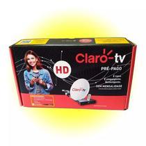 Receptor Claro Tv Hd Com Saída Hdmi - Lançamento - VISIONTEC
