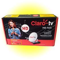 Receptor Claro Tv Hd Com Saída Hdmi - SUA TV COM SINAL HD - Visiontec