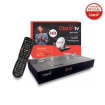 Receptor Claro TV Pré HD - Visiontec