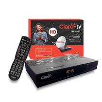 Receptor Claro Tv Pré Pago Hd - Visiontec