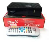 Receptor Claro Tv Pré Pago SD - Visiontec
