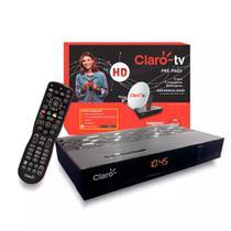Receptor Digital HD - Pré-pago - Claro -