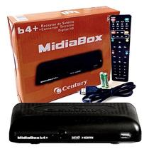 Receptor digital midia box b4+ - CENTURY