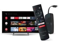 Receptor Elsys Smarty Box TV Streaming Via Internet Netflix Com Bluetooth