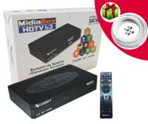 Receptor MidiaBox HDTV B3 Digital HD Century