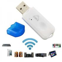 Receptor Transmissor Bluetooth Usb Adaptador Musica Carro Dongle - Importado