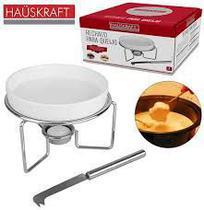 Rechaud para queijo em ceramica 15 x 2,5cm - Hauskraft -