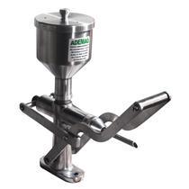 Recheadeira De Pão De Queijo Manual 500Ml Aluminio - Ademaq -