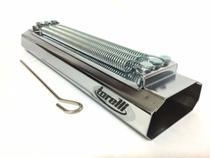 Reco Reco Cromado De Metal Torelli Tr501 -