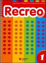 Recreo 1 - Libro Del Alumno Con CD Audio - Santillana -