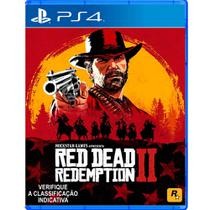 Red Dead Redemption 2 - Playstation 4 - Rockstar