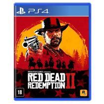 Red Dead Redemption 2 - PS4 - Rockstar Games
