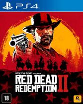 Red Dead Redemption 2 - PS4 - Rockstar