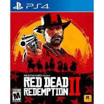 Red Dead Redemption 2 - Ps4 - Sony -