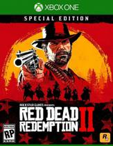 Red Dead Redemption 2 Special Edition - Xbox One - Rockstar Games