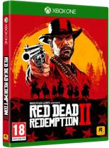 Red Dead Redemption 2 Xbox Mídia Física Red Dead 2ps4 Rdr2 - Rockstar