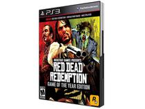 Red Dead Redemption: Game of The Year Edition  - para PS3 - Take 2
