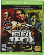 Red Dead Redemption Game Of The Year Edition - Xb1-360 - Microsoft