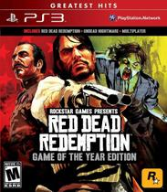 Red Dead Redemption: Game Of The Year - Ps3 - Sony