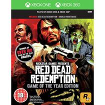 Red Dead Redemption Game of The Year - Xbox 360 e Xbox One - Rockstar Games