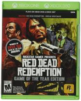 Red Dead Redemption: Game Of The Year - Xbox One / Xbox 360 - Microsoft