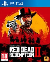 Red Dead Redemption II - Ps4 - Rockstar