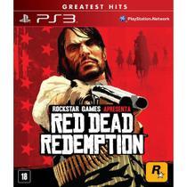 Red Dead Redemption - Ps3 - Rockstar Games