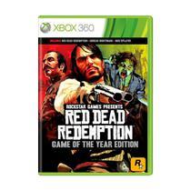 Red Dead Redemption - Xbox 360 - Rockstar Games