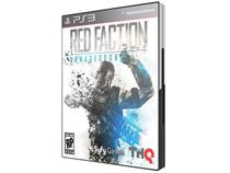 Red Faction: Armageddon p/ PS3 - THQ