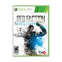 Red Faction: Armageddon - Xbox 360 - Jogo