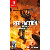 Red Faction Guerilla Re-Mars-Tered - Switch - Nintendo