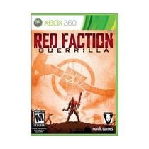 Red Faction: Guerrilla - Xbox 360 - Jogo