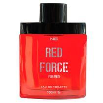Red Force NG Parfums Perfume Masculino - Eau de Toilette - Jácomo -