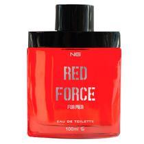 Red Force NG Parfums Perfume Masculino - Eau de Toilette -
