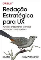 Redação Estratégica para UX - Novatec Editora