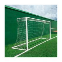 Rede de Futebol Master Rede Society 5 Metros Fio 2,5mm Seda -