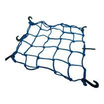 Rede elastica p/capacete azul 35x35 (aranha) - Ms Extensor