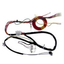 Rede Elétrica Inferior Original Lavadora Electrolux LTP15 - 64501524 -