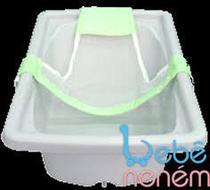 Rede Proteção Para Banheira -Verde - Bibi Tchan -