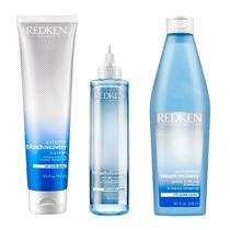 Redken Extreme Bleach Kit - Shampoo + Máscara + Leave-In -