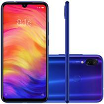 Redmi Note 7 64gb Global Xiaomi Novo Celular Smartphone - Azul -