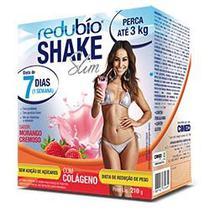 Redubío shake Slim sabor morango 210g Cimed - Cimed otc