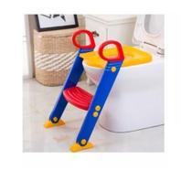 Redutor Assento Infantil Com Escadinha Colorido Dican -