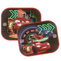 Redutor de Claridade Duplo - Vermelho - Disney Cars - Girotondo Baby -