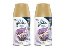Refi Glade Automatic Lavanda  Vanilla 269ml Kit 2 Unidades Jonson - Johnson