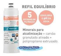 Refil Alcalino Para Purificadores Ibbl Eleva O Ph Hf+5 - Hidro Filtros
