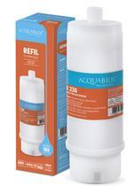 Refil Blindado Ponto De Uso Ab230 Rosca 1/2 Acquabios -