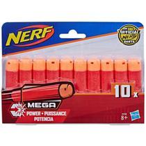 Refil com 10 Dardos para Lançador Nerf Mega da Hasbro A4368 -