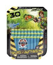 Refil Com 36 Dardos Bug Attack Candide - 5505 -