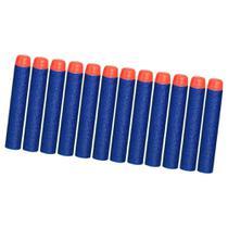 Refil Dardos Nerf 10 Unidades Hasbro Azul -